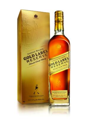 Johnnie Walker Gold Label Reserve (0,7 l, 40%)
