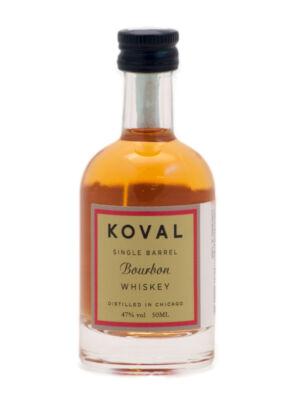 Koval Bourbon Mini (0,05 l, 47%)