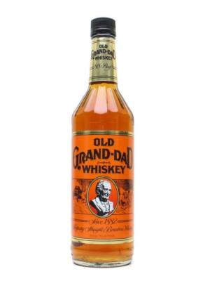 Old Grand Dad (0,7 l, 40%)