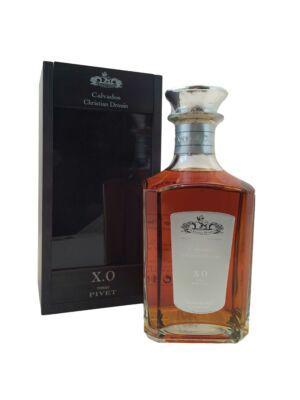 Calvados Christian Drouin XO Pierre Pivet (0,7 l, 42%)