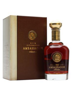 Rum Diplomático Ambassador (0,7 l, 47%)