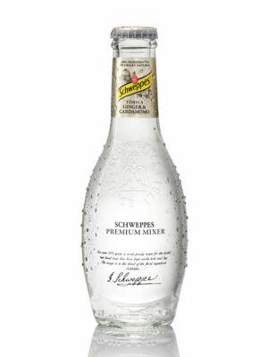 Schweppes Premium Tonic Ginger & Cardamom (0,2 l)