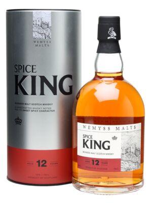Spice King 12 éves (0,7 l, 40%)