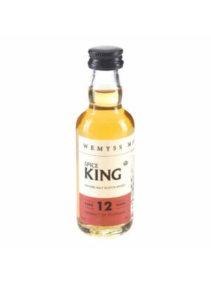 Spice King 12 éves mini (0,05 l, 40%)