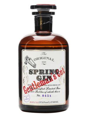 Gin Spring Gentleman's Cut (0,5 l, 48,8%)