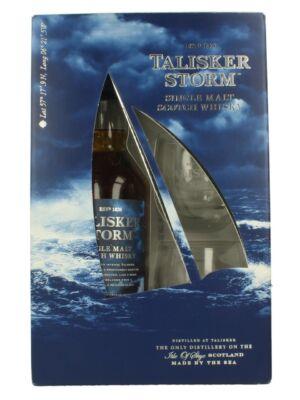 Talisker Storm 2 pohárral (0,7 l, 45,8%)
