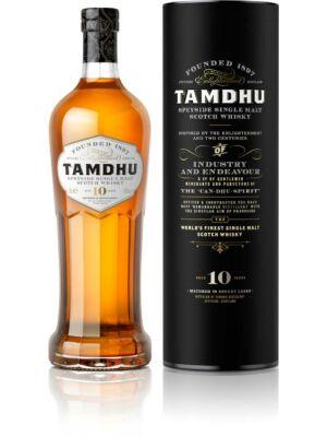 Tamdhu 10 éves (0,7 l, 40%)