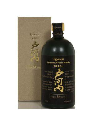 Togouchi 18 éves (0,7 l, 43,8%)