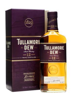 Tullamore Dew 12 éves Special Reserve (0,7 l, 40%)