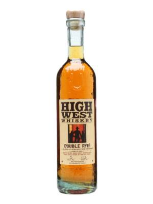 High West Double Rye (0,7 l, 46%)