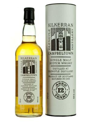 Kilkerran 12 éves (0,7 l, 46%)