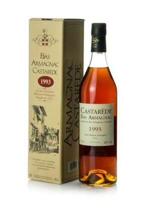 Armagnac Castarede 1993 (0,7 l, 40%)
