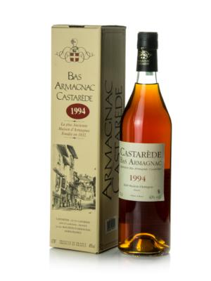 Armagnac Castarede 1994 (0,7 l, 40%)