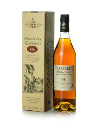 Armagnac Castarede VS (0,7 l, 40%)