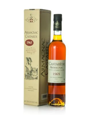 Armagnac Castarede 1965 (0,5 l, 40%)