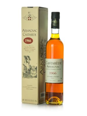 Armagnac Castaréde 1966 (0,5 l, 40%)