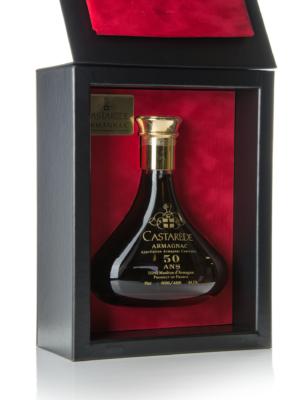 Armagnac Castarede 50 év (0,7 l, 44,5%)