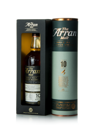 Arran 2006 Tokaji Finish Batch 4. + Arran 10 éves (1,4 l, 46%)