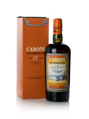 Rum Caroni 17 éves (0,7 l, 55%)