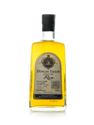 Rum St. Lucia 2002 Duncan Taylor (0,7 l, 54,2%)