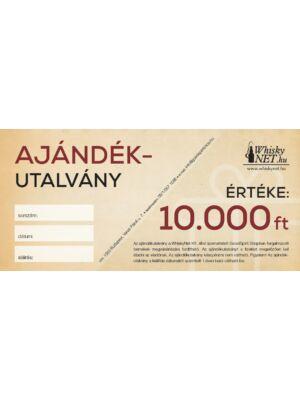 10.000,-Ft-os Ajándékutalvány a GoodSpirit Shopban történő vásárláshoz