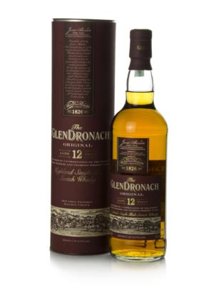 Glendronach 12 éves (0,7 l, 43%)