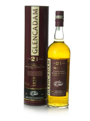 Glencadam 21 éves (0,7 l, 46%)