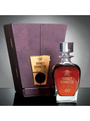 Hankey Bannister 40 éves (0,7 l, 44,3%)