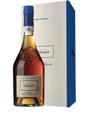 Cognac Delamain Le Trés Vénéré (0,7 l, 40%)