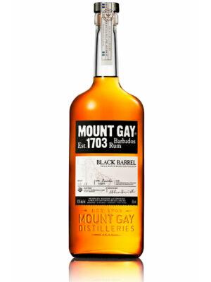 Rum Mount Gay Black Barrel (0,7 l, 43%)