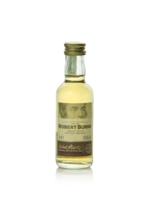Arran Robert Burns Malt Mini (0,05 l, 43%)