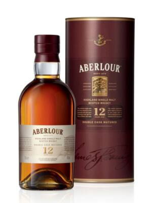 Aberlour 12 éves Double Cask (0,7 l, 40%)