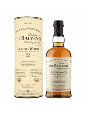 Balvenie 12 éves Single Barrel (0,7 l, 47,8%)