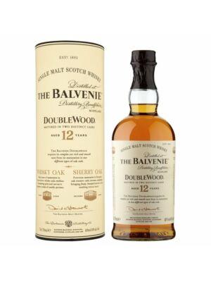 Balvenie 12 éves Double Wood (0,7 l, 40%)