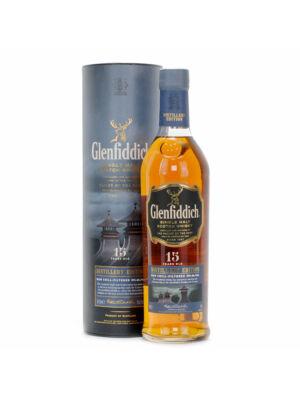 Glenfiddich 15 éves Distillery Edition (0,7 l, 51%)
