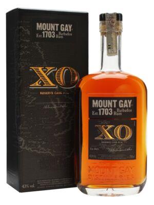 Rum Mount Gay XO (0,7 l, 43%)
