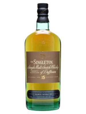 Singleton of Glendullan 15 éves (1,0 l, 40%)