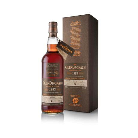 Glendronach Batch 16. 24 éves 1993 (0,7 l, 52,4%)