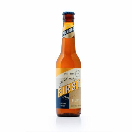 First Pilsner (0,33 l, 4,5%)