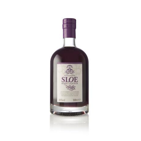 Glenglassaugh Sloe Berry Liqueur (0,5 l, 26%)