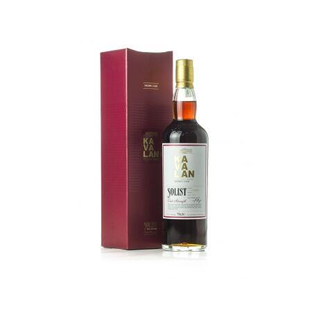 Kavalan Solist Sherry (0,7 l, 59,4%)