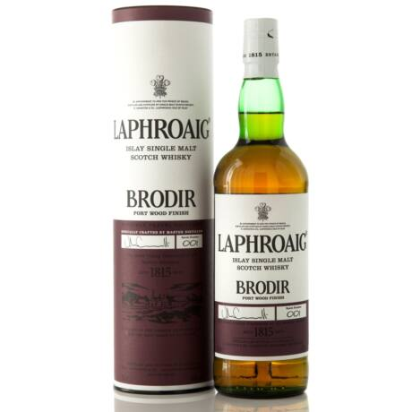 Laphroaig Brodir Port Wood Finish (0,7 l, 48%)