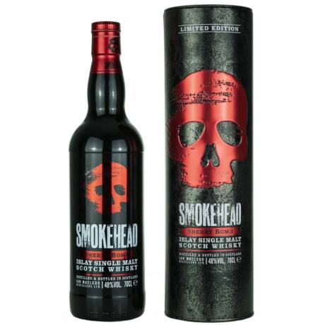 Smokehead Sherry Bomb (0,7l 48%)
