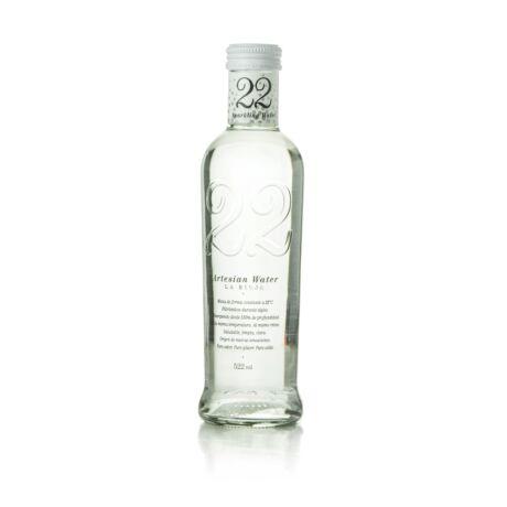 22 Artesian Still Water (0,522 l)