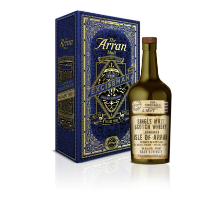 Arran Smugglers Series Volume Three - The Exciseman (0,7 l, 56,8%)
