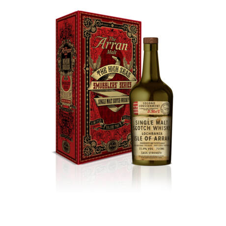 Arran Smugglers Series Volume Two - The High Seas (0,7 l, 55,4%)