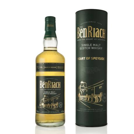 BenRiach Heart Of Speyside (0,7 l, 40%)