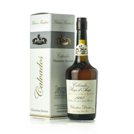 Calvados Christian Drouin 1997 (0,7 l, 42%)