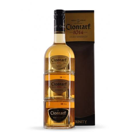 Clontarf Irish Trinity (0,6 l, 40%)
