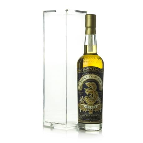 Compass Box Three Years Old Deluxe (0,7 l, 49,2%)
